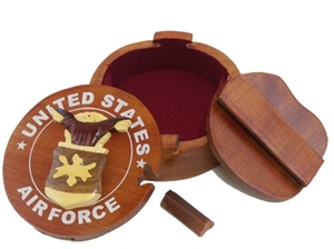 Air Force Puzzle Box