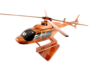 Bell 407 Helicopter chopper helicopter model