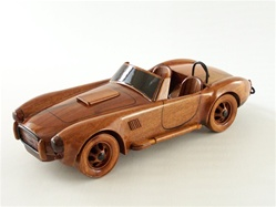 wooden model car designs