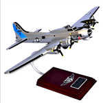 b-17 b17 Sentimental Journey airplane aircraft model