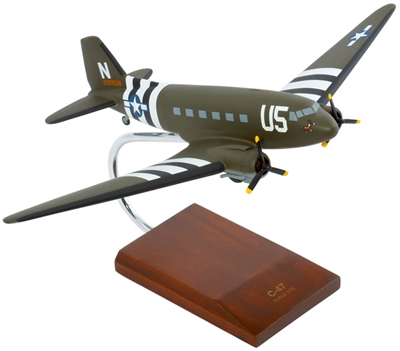 C-47A Skytrain  airplane aircraft model