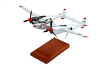 P-38 Lightning airplane aircraft model