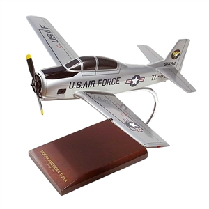 T-28 Trojan airplane aircraft model