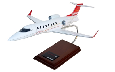 LEAR 45 NEW LIVERY 1/35