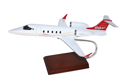LEAR 60 NEW LIVERY 1/35