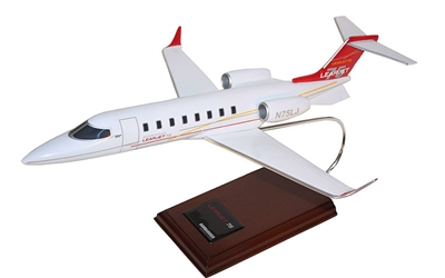 LEAR 75 NEW LIVERY 1/35