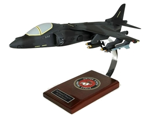 AV 8 harrier airplane aircraft model