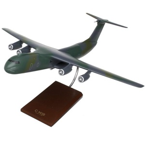 C-141 Starlifter  airplane aircraft model