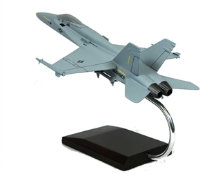 F/A-18 Hornet airplane aircraft model