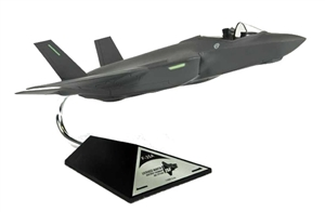 F-35A JSF USAF airplane aircraft model