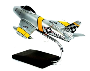 F86 Sabre airplane aircraft model