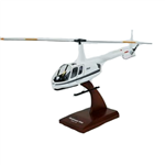 Robinson R-44 chopper helicopter model