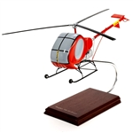 TH-55 TRAINER  chopper helicopter model