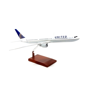 UNITED 767-400 1/100 POST CONTINENTAL MERGER
