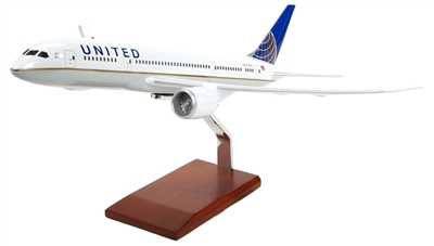 UNITED 787-8 1/100 POST CONTINENTAL MERGER