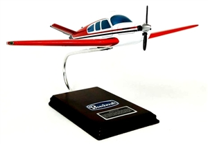 V-35 Bonanza Beech airplane aircraft model