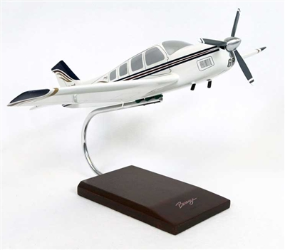 A-36 Bonanza airplane aircraft model