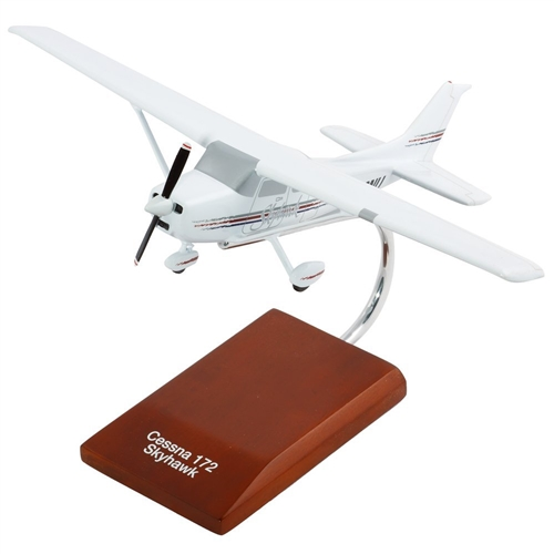 Cessna 172 Skyhawk airplane aircraft model