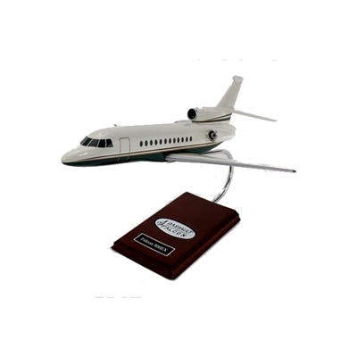 Falcon 900 airplane aircraft model