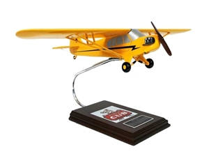 Piper J-3 Cub airplane aircraft model