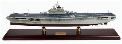 USS INTREPID AIRCRAFT CARRIER 1/350