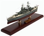 USS ARIZONA W/SIGNATURE PLAQUE 1/350