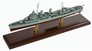 WWII FLETCHER CLASS DESTROYER 1/192