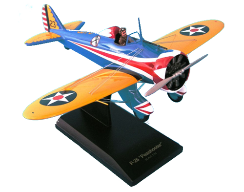 P-26A PEASHOOTER 1/24