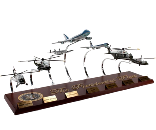 PRESIDENTIAL COLLECTION 7 PLANE SET