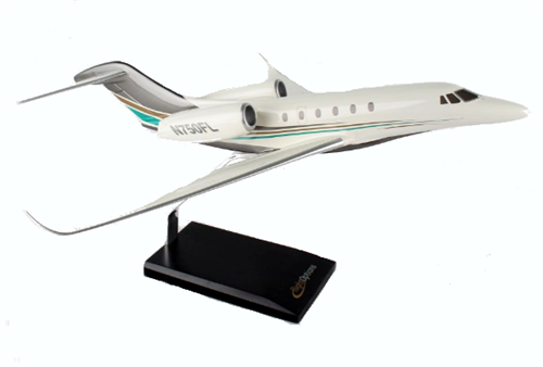 CESSNA CITATION X FLIGHT OPTIONS 1/40