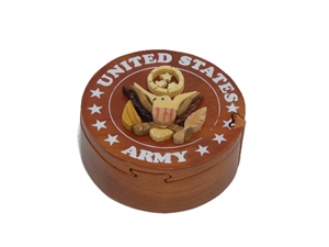 Army Puzzle Box