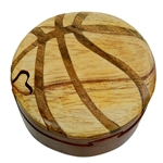 Air Force, Puzzle Box, Military, Gift, Wood, Hand carved, mahogany, insignia, Navy, Special forces, Baseball, basketball