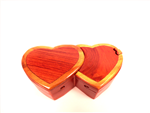 Keepsake Box - Double Heart