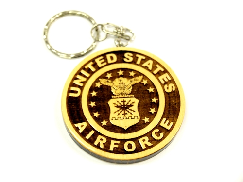 US Air Force Key Chain