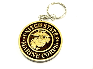 US Air Marine Corps Key Chain