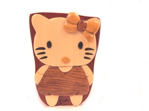 Kitty Puzzle Box