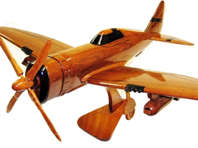 P-47 Thunderbolt airplane aircraft model