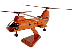 Ch 46 sea knight chopper helicopter model