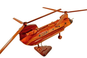 CH 47 Chinook helicopter chopper helicopter model