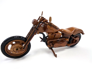 Chopper Motorcycle Harley Honda Yamaha Bike Model