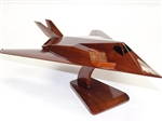 F-117A Blackjet airplane aircraft model