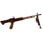 M-60 Rifle Military Vietnam Gun