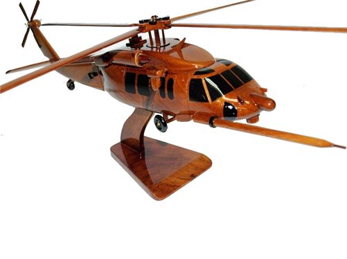 Sikorsky SH-60 MH-60 Seahawk helicopter chopper helicopter model