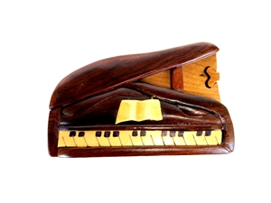Keepsake Box - Piano