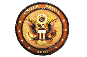 United States Army Plaque