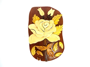 Rose Bud Puzzle Box