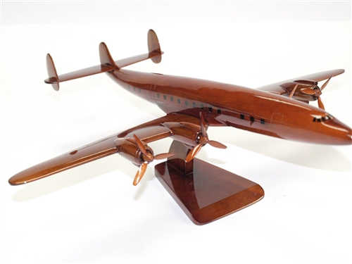Super G Constellation Airplane -