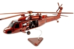 Black Hawk helicopter chopper helicopter model