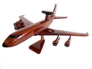 E-3 AWACS airplane aircraft model
