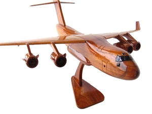 C17 Globemaster airplane aircraft model